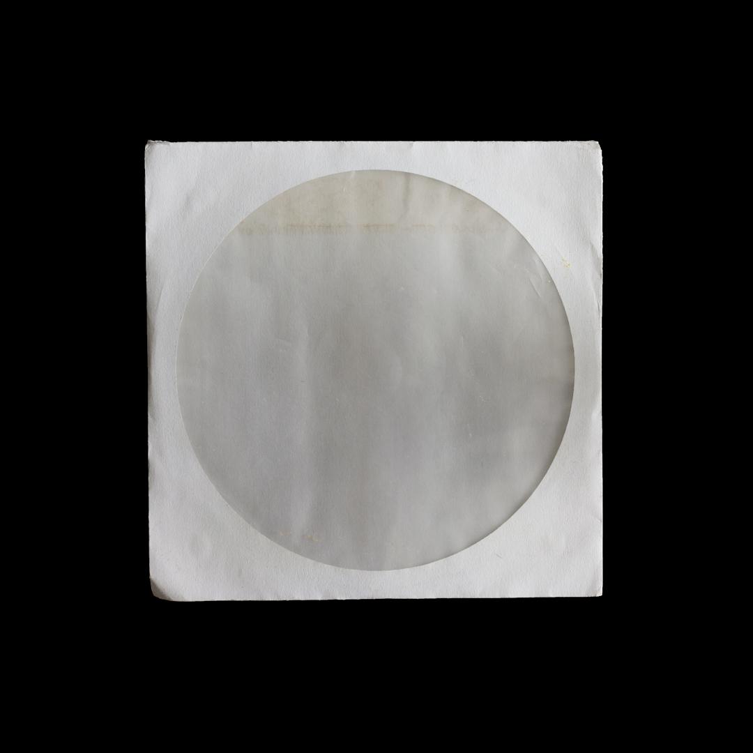 潮流复古CD光盘包装纸袋设计展示样机模板 CD Sleeve Mockup插图(3)