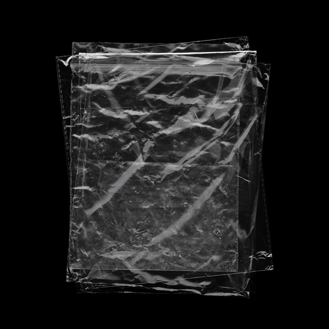 4款高清复古塑料袋平面广告设计背景PNG免抠图片素材 Plastic Bag Samples插图