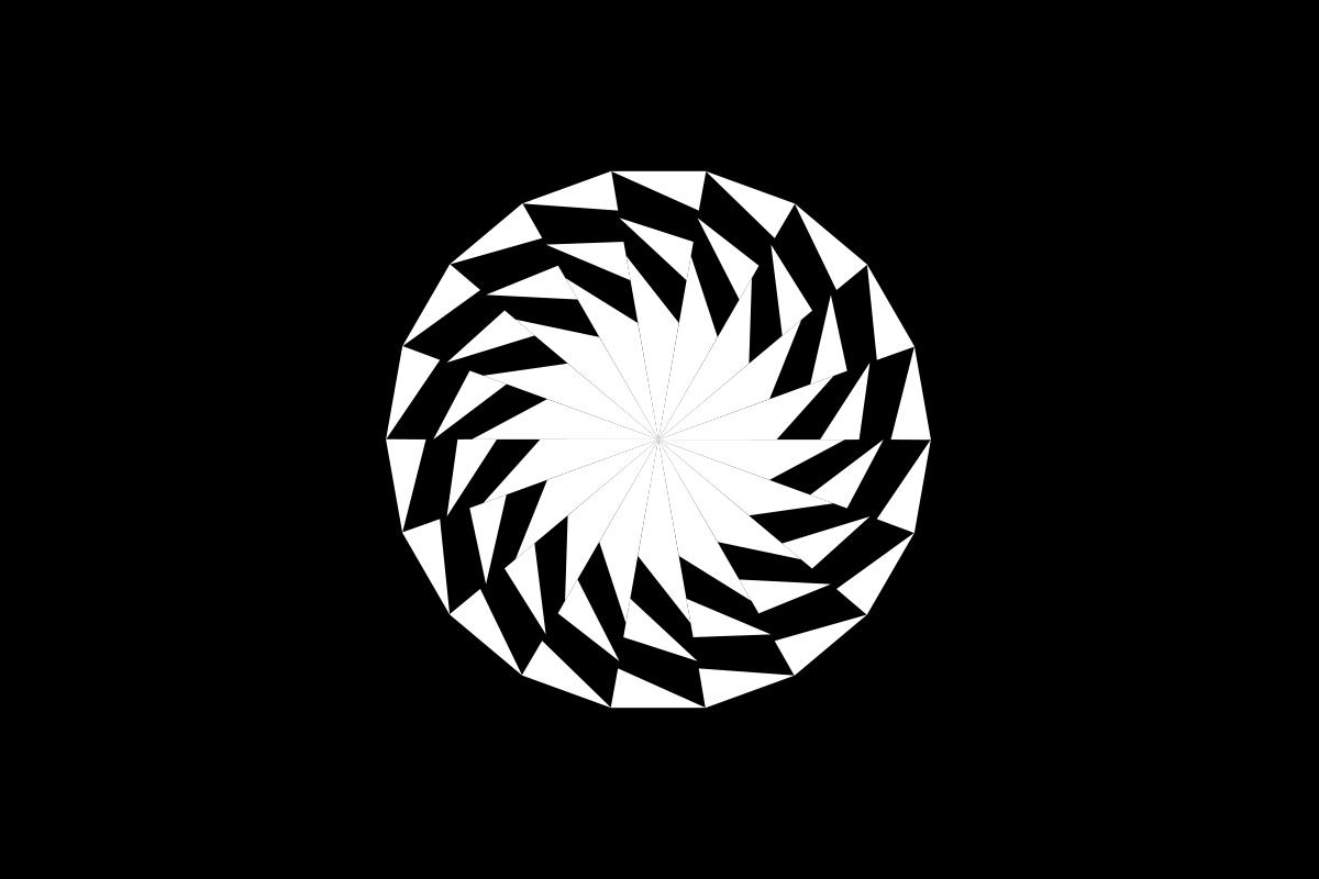 52款抽象曼陀罗图标矢量图AI设计素材 SEARCH Mandala Vectors插图(5)