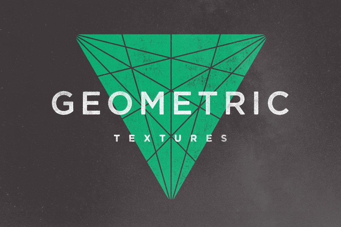 45款几何形状矢量背景图设计素材 Rulebyart – Geometric Vector Textures插图