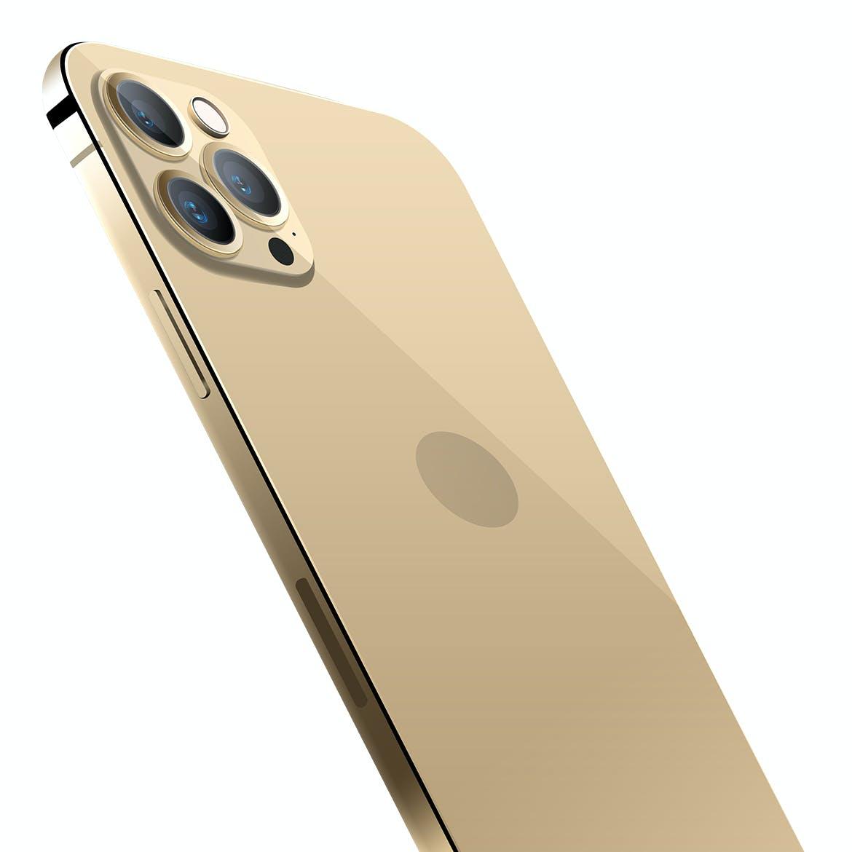 APP应用程序设计苹果手机iPhone 12 Pro屏幕演示PSD样机 iPhone 12 Pro Layered PSD Mockups插图3