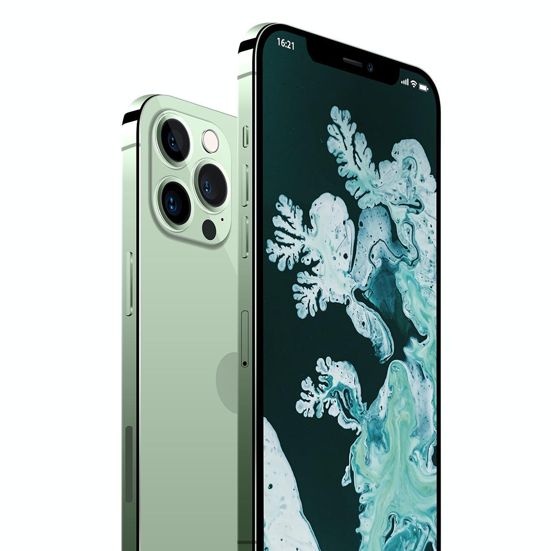 2020新款苹果手机iPhone 12 Pro屏幕演示样机模板 iPhone 12 Pro Layered PSD Mockups插图4