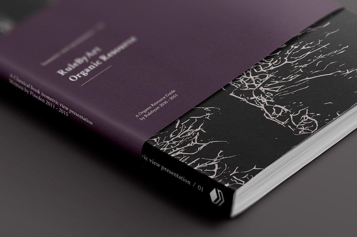 18款粗糙有机木纹矢量纹理设计素材 Rulebyart – Organic Vector Textures插图5