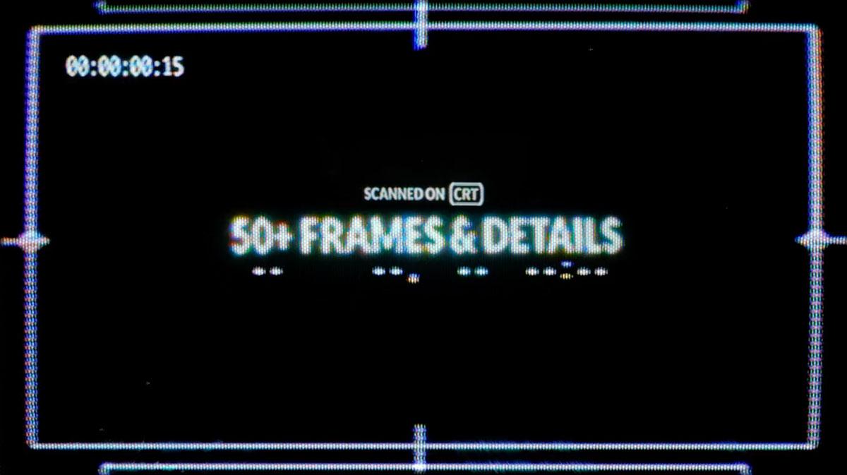 [淘宝购买] 50潮流复古现代几何CRT显示效果视频编辑框架MP4模板设计素材 Ezra Cohen – CRT Frames插图