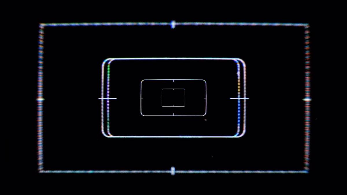 [淘宝购买] 50潮流复古现代几何CRT显示效果视频编辑框架MP4模板设计素材 Ezra Cohen – CRT Frames插图1