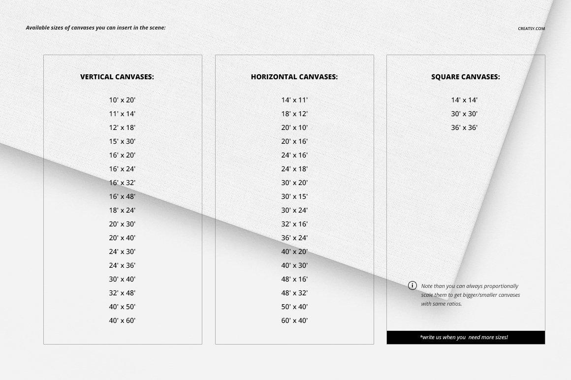 豪华室内装饰画设计展示贴图样机模板 Luxury Console Canvas Print Mockup插图1