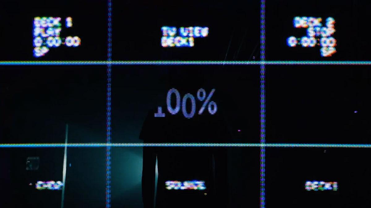 [淘宝购买] 50潮流复古现代几何CRT显示效果视频编辑框架MP4模板设计素材 Ezra Cohen – CRT Frames插图4