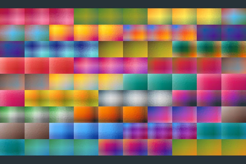 90张高清多彩几何背景PNG图片设计素材 90 Triangulate Backgrounds插图(5)