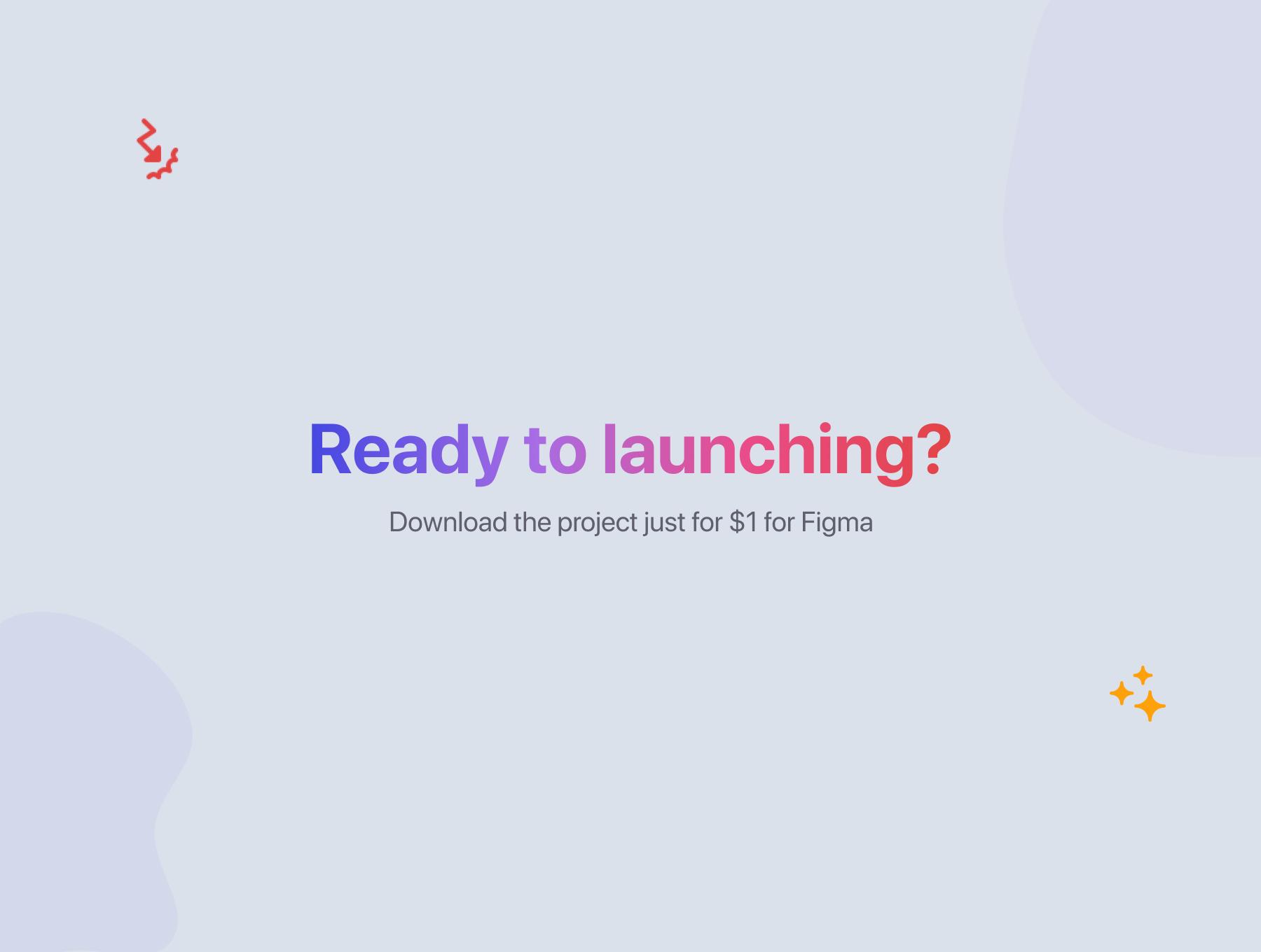 多功能设计作品集网站WEB界面设计UI套件素材 Web Service – UI Kit插图5