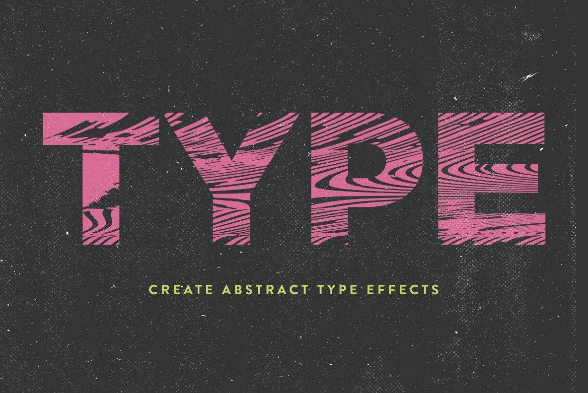 16款抽象扭曲故障失真背景纹理矢量设计素材 Rulebyart – Abstract Vectors插图4