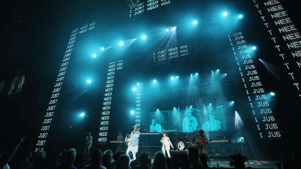 [淘宝购买] 潮流炫酷演唱会巡回演出视觉效果视频教学设计模板素材 Ezra Cohen – Masterclass Tour Visuals & Textures插图1