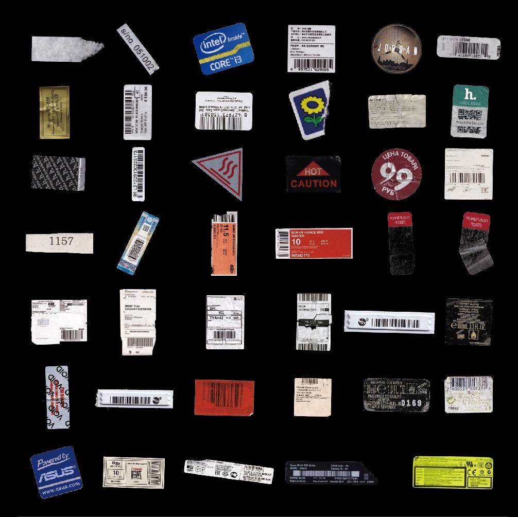 [淘宝购买] 124款潮流复古做旧撕裂标签贴纸PNG透明底图片设计素材 VSSSART – Sticker Pack V1.0插图5