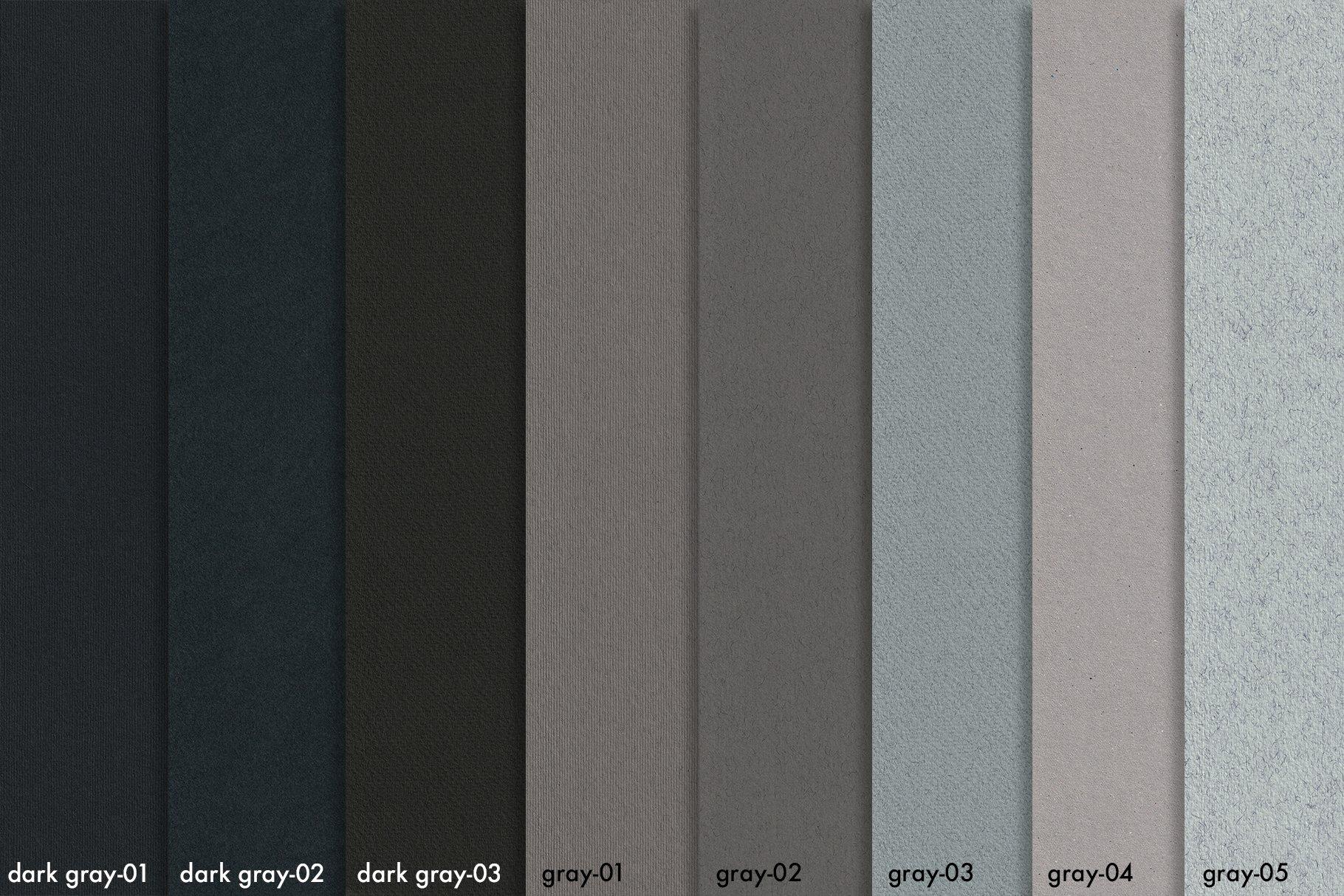 30款复古牛皮纸纸质纹理印刷品设计背景图片素材 Watercolor Paper Texture Collection插图15