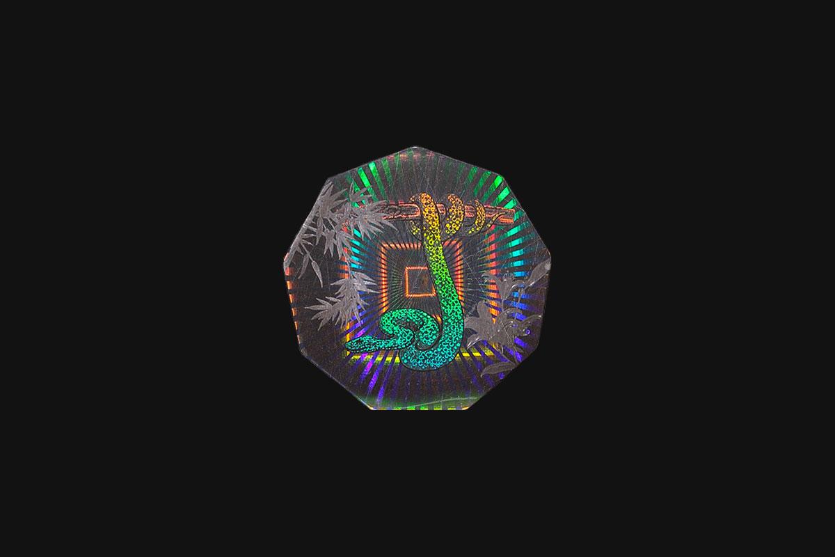 [淘宝购买] 37款潮流全息渐变不干胶标签贴纸PNG免抠图片设计素材 Pluto Dripz – Authentic Ii (Hologram Pack)插图6