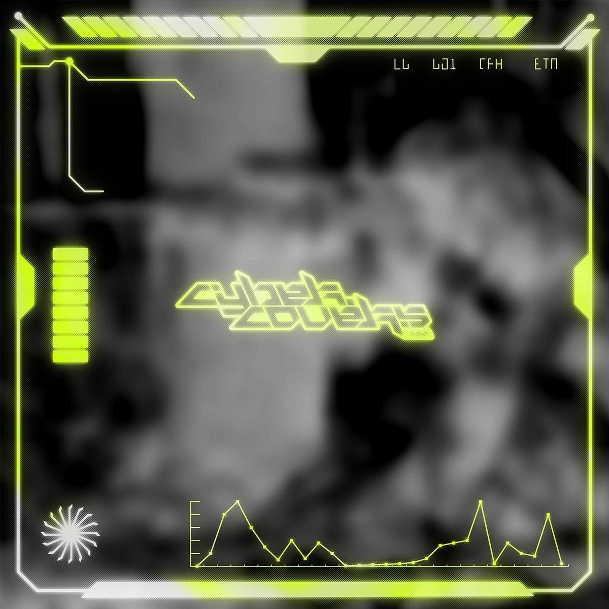 [单独购买] 430多款潮流炫酷音乐专辑CD封面HUD元素设计素材套装 AlbumArtArchive – Cybercovers插图2