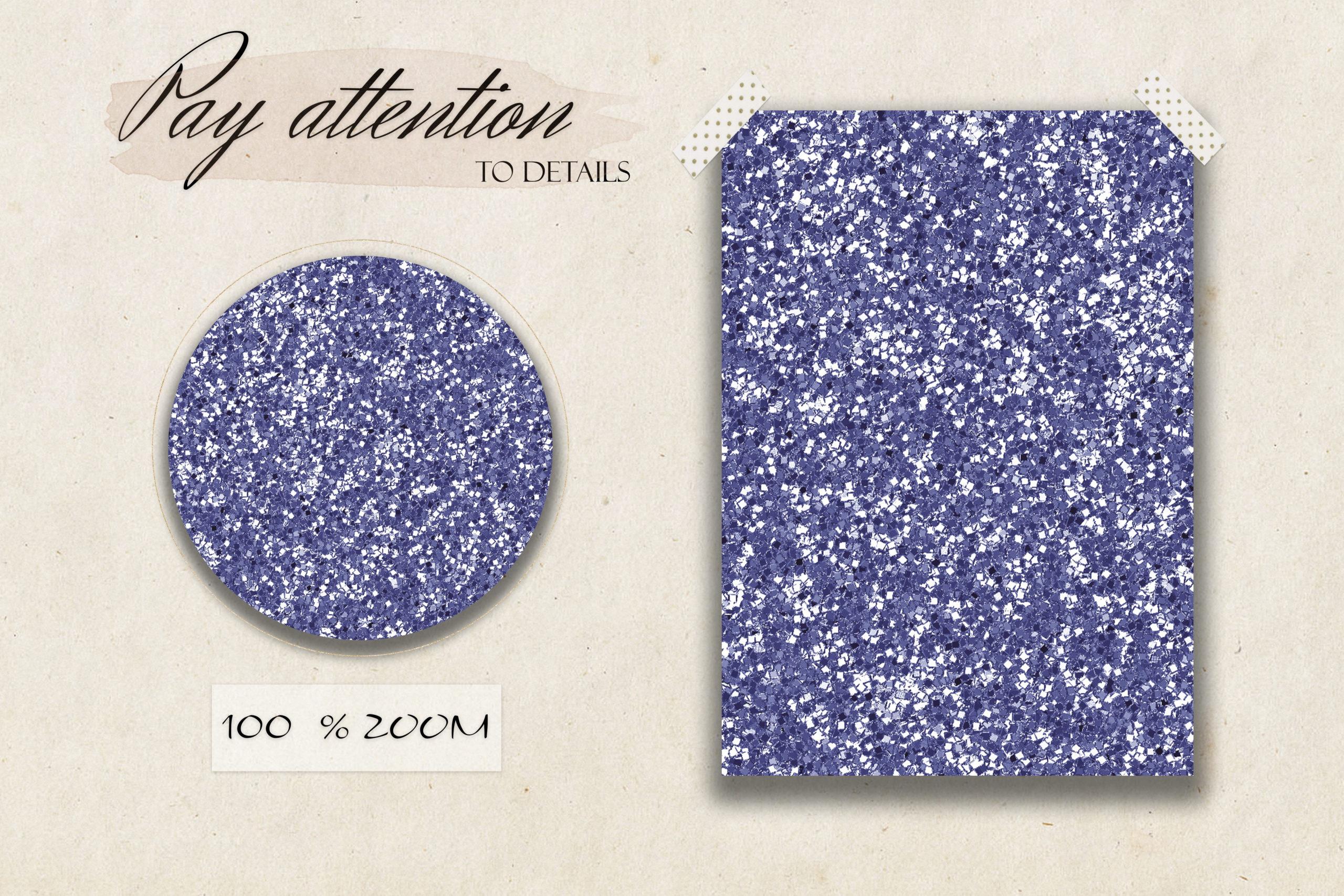 12款紫色闪光贴纸纹理背景图片素材 Purple Rain Glitter Texture Pack插图3