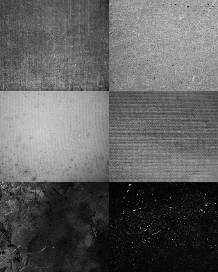 潮流复古粗糙污渍PS图层叠加背景图片设计素材 Sentiments Texture Kit插图3