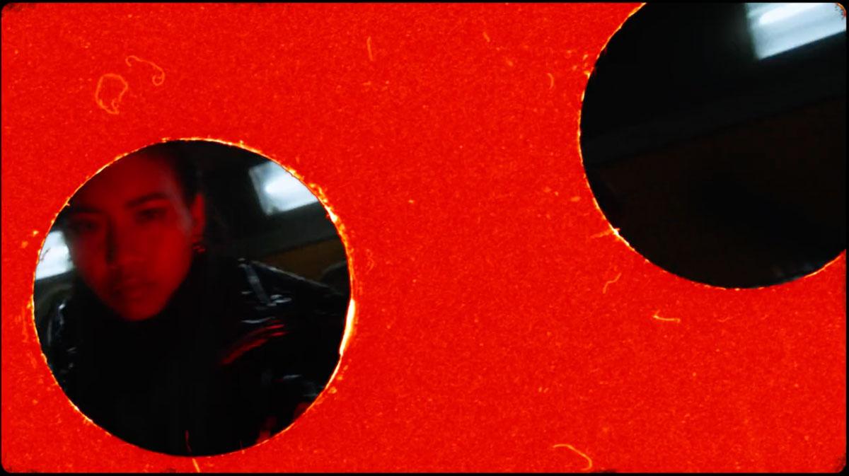 [淘宝购买] 30多款潮流复古故障胶卷打孔纹理叠加过渡效果MOV视频模板素材 AcidBite – Punch Hole Transitions插图6