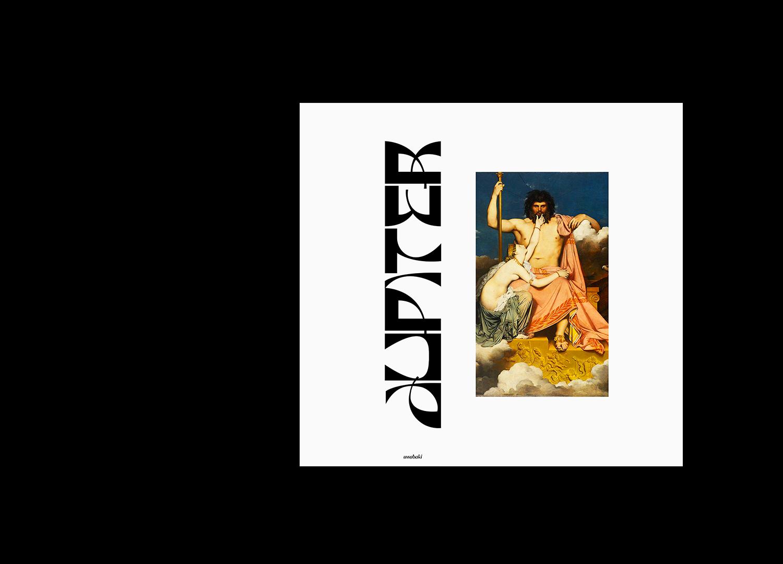 时尚潮流弯曲杂志海报标题徽标Logo文字设计无衬线英文字体 Basylisk Typeface插图8