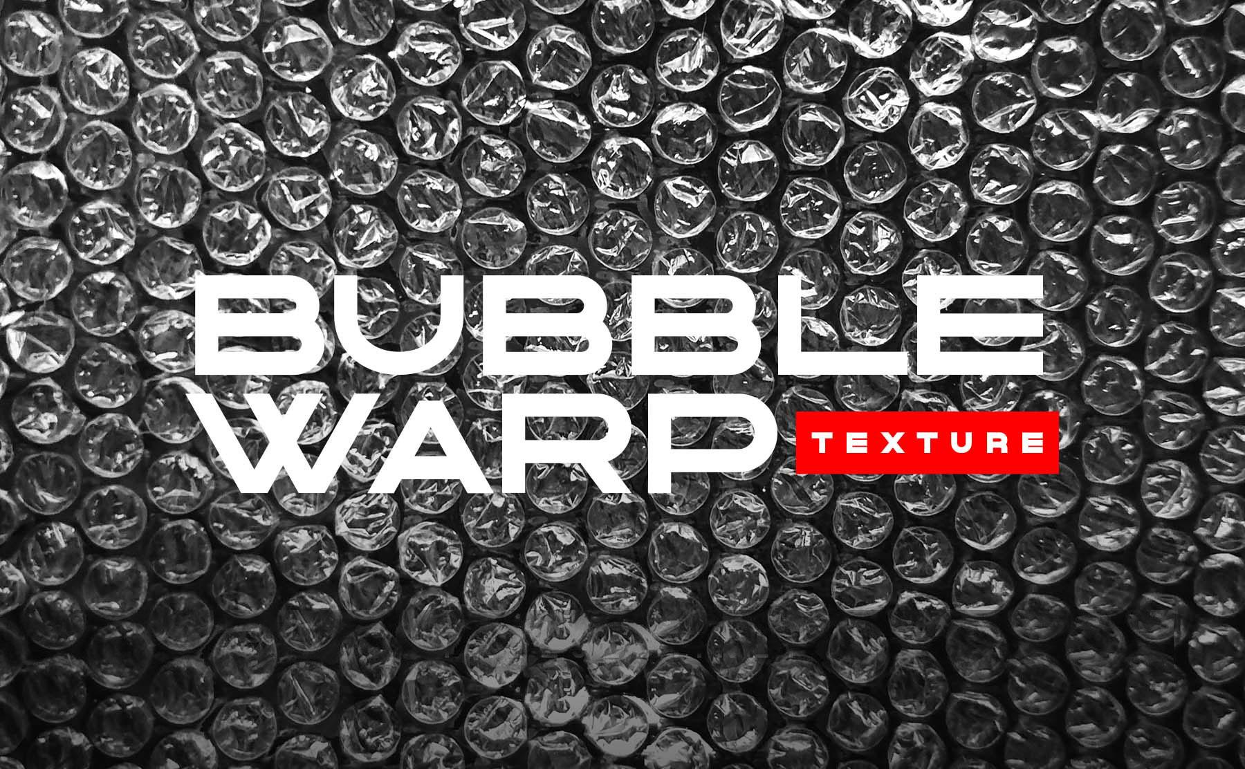 潮流快递气泡塑料包装袋纹理背景图片素材 Bubble Warp Texture For Background Overlay插图