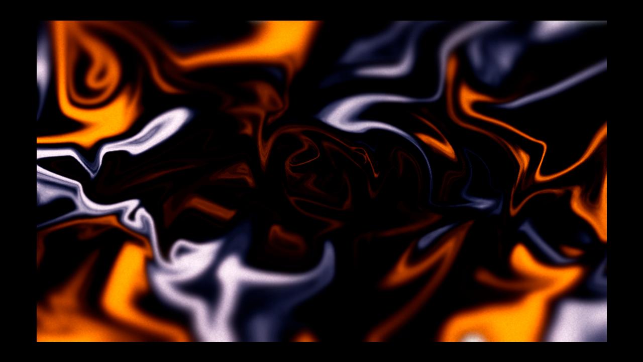 潮流扭曲丙烯酸油漆液体流体纹理背景图片设计素材 Abstract Liquid Background插图