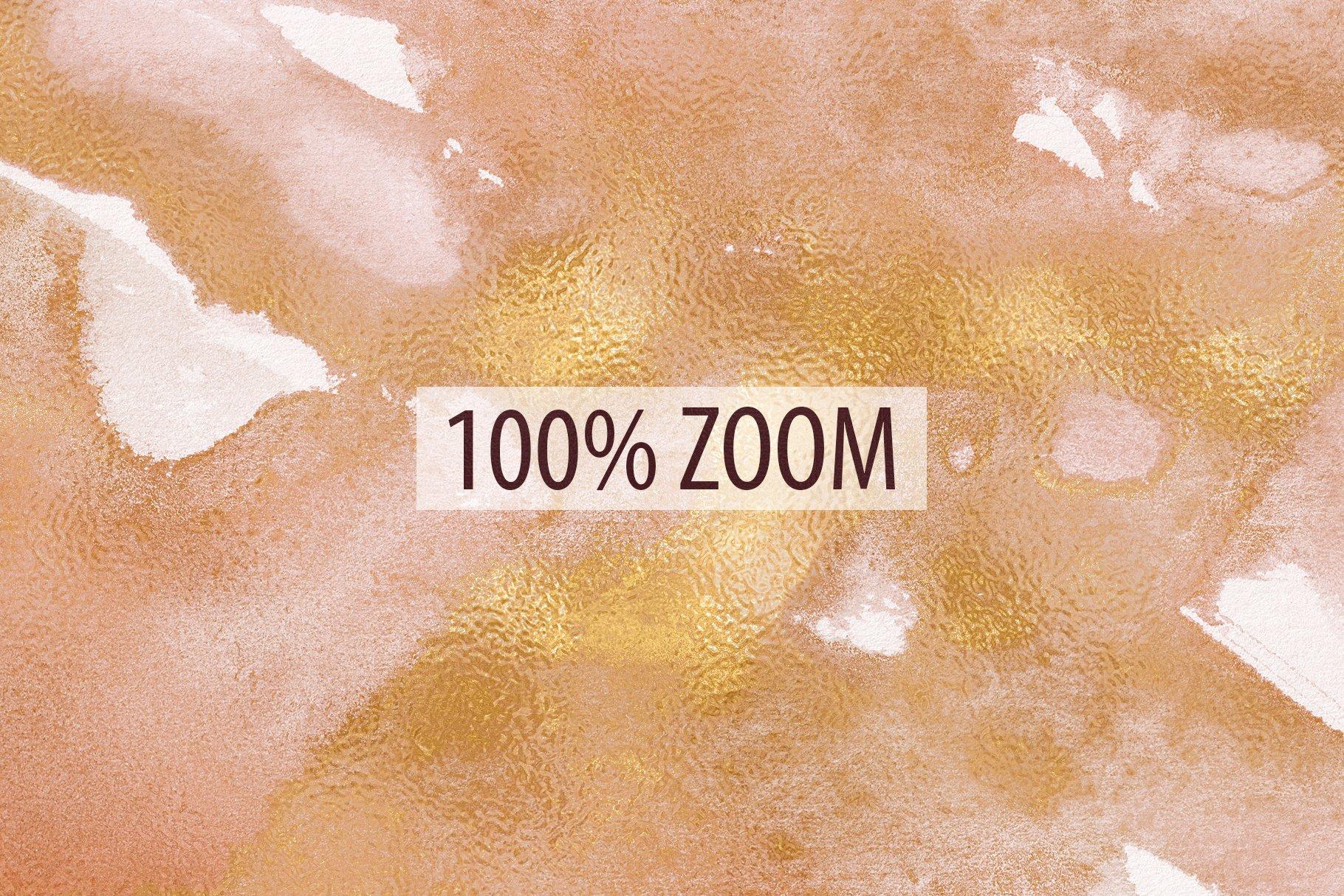 [单独购买] 20款抽象奢华橙色水彩纹理海报设计背景图片素材 20 Seamless Watercolor Textures插图11