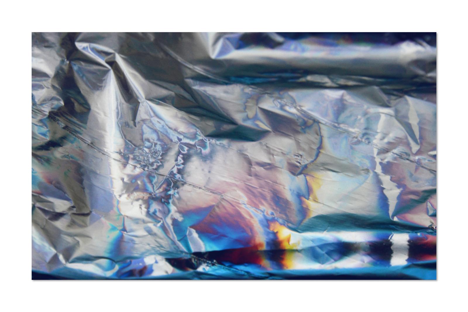 [淘宝购买] 80款潮流全息渐变虹彩金属箔纸纹理海报设计背景图片素材 Crumbled – 80 Foil Textures插图9