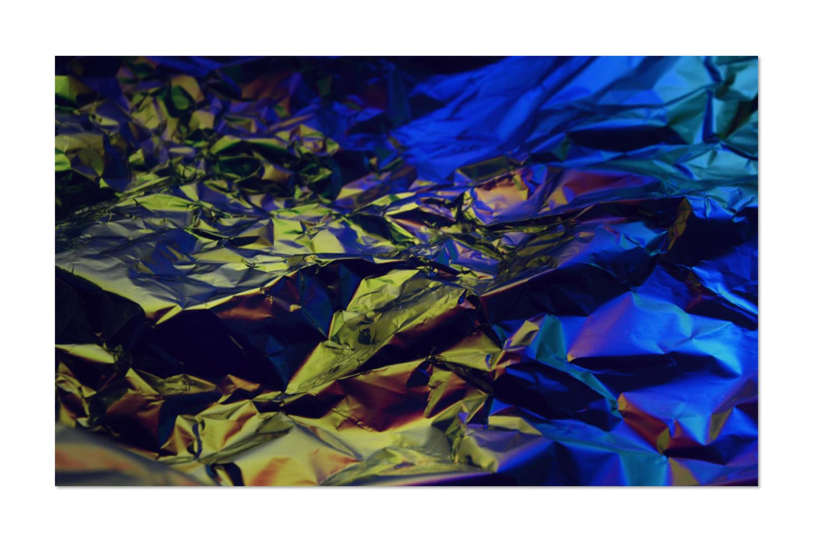 [淘宝购买] 80款潮流全息渐变虹彩金属箔纸纹理海报设计背景图片素材 Crumbled – 80 Foil Textures插图11