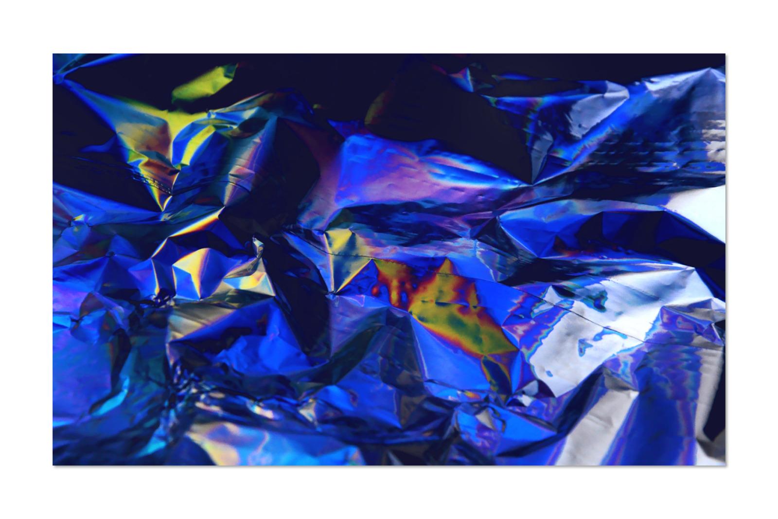 [淘宝购买] 80款潮流全息渐变虹彩金属箔纸纹理海报设计背景图片素材 Crumbled – 80 Foil Textures插图13