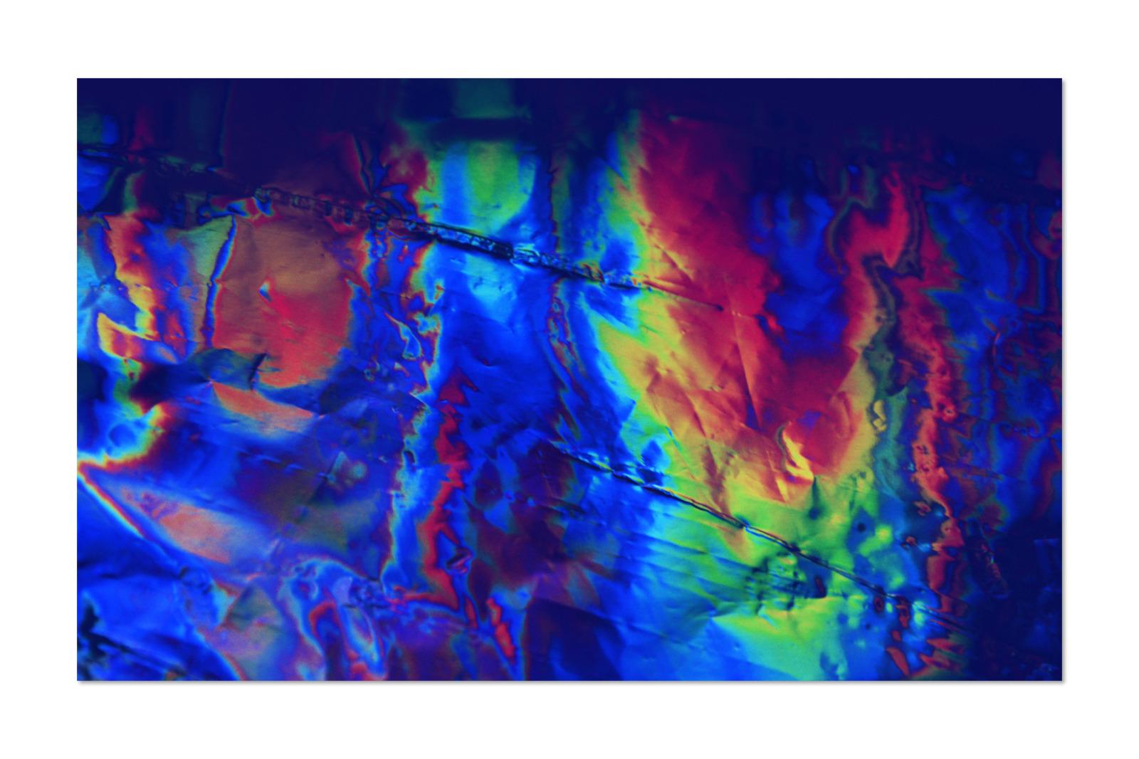 [淘宝购买] 80款潮流全息渐变虹彩金属箔纸纹理海报设计背景图片素材 Crumbled – 80 Foil Textures插图15
