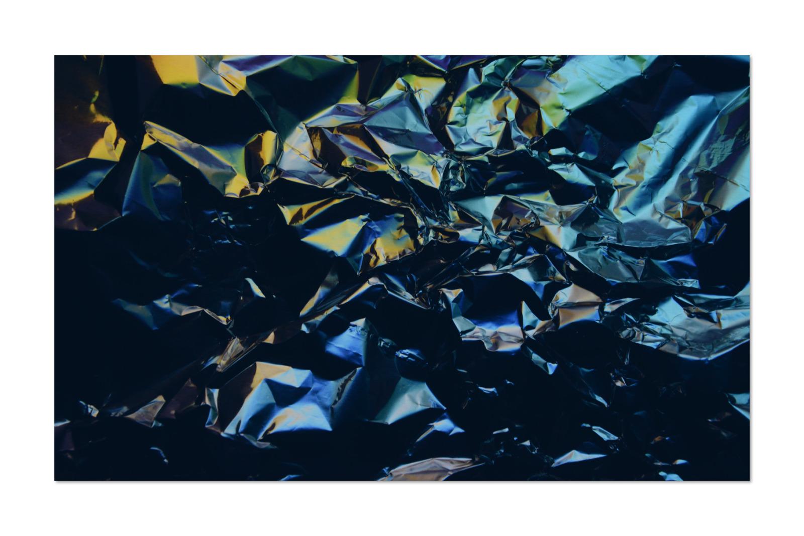 [淘宝购买] 80款潮流全息渐变虹彩金属箔纸纹理海报设计背景图片素材 Crumbled – 80 Foil Textures插图18