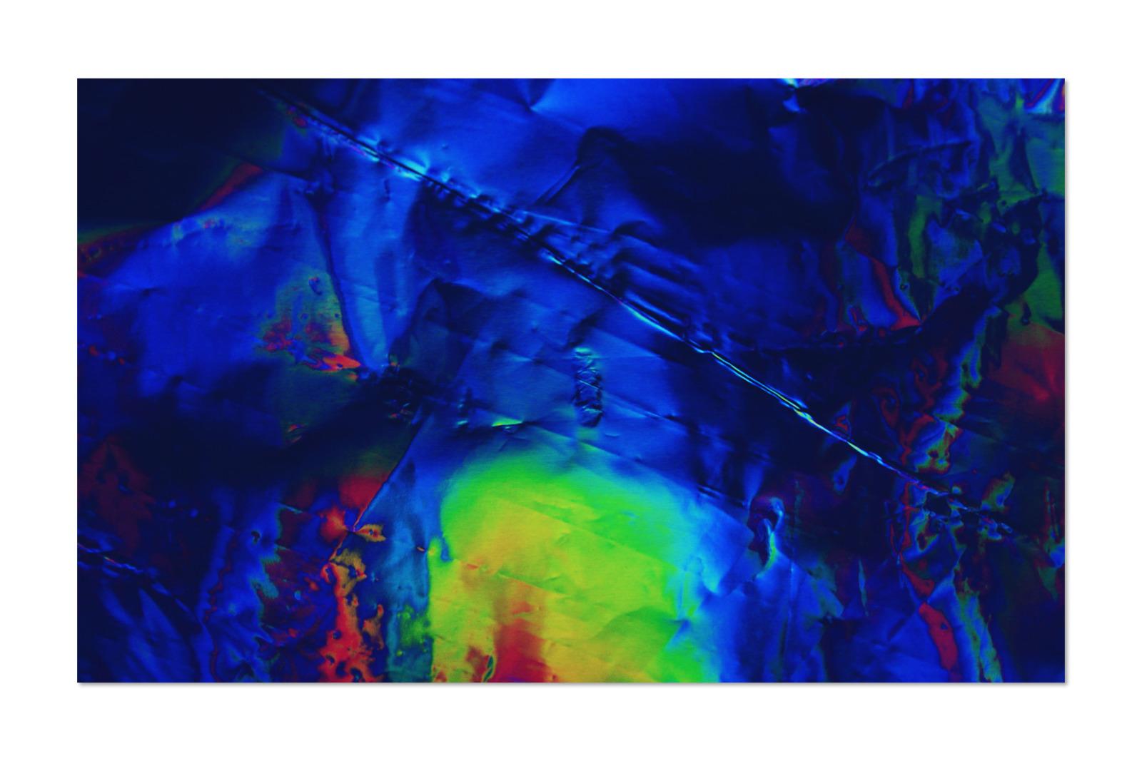 [淘宝购买] 80款潮流全息渐变虹彩金属箔纸纹理海报设计背景图片素材 Crumbled – 80 Foil Textures插图20