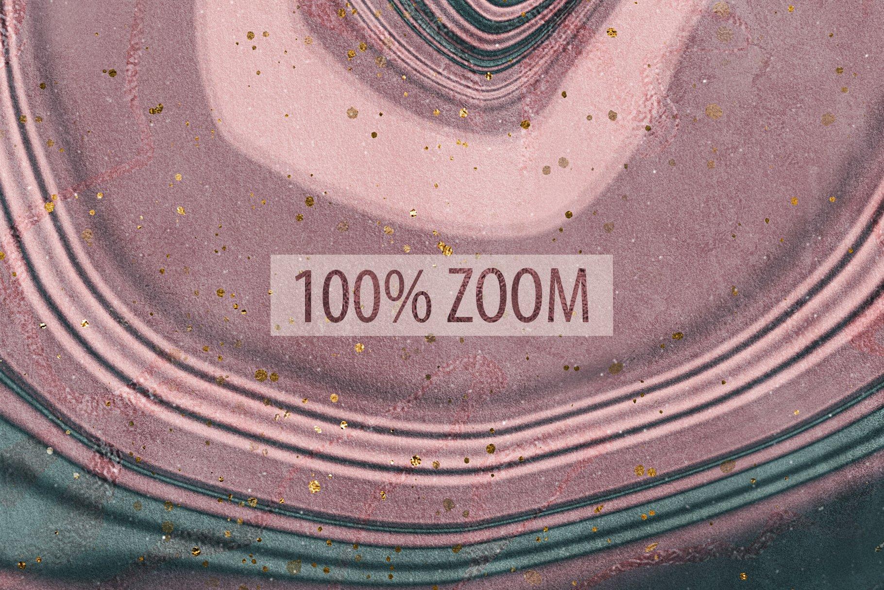 [淘宝购买] 15款抽象复古高清大理石金色箔纸纹理背景图片设计素材合集 Marbled Paper Texture Collection插图17