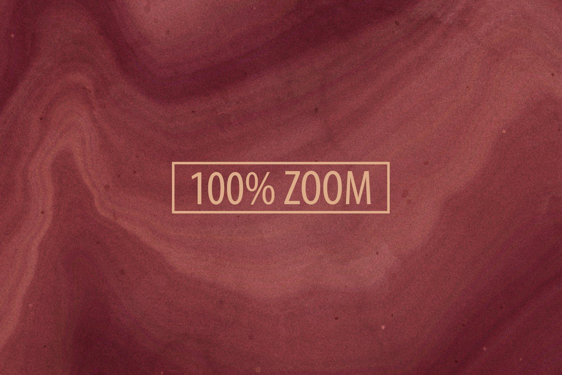 [单独购买] 现代优雅抽象花卉图形艺术线条金色箔纸设计套件 Abstract Line Art Design Kit插图18