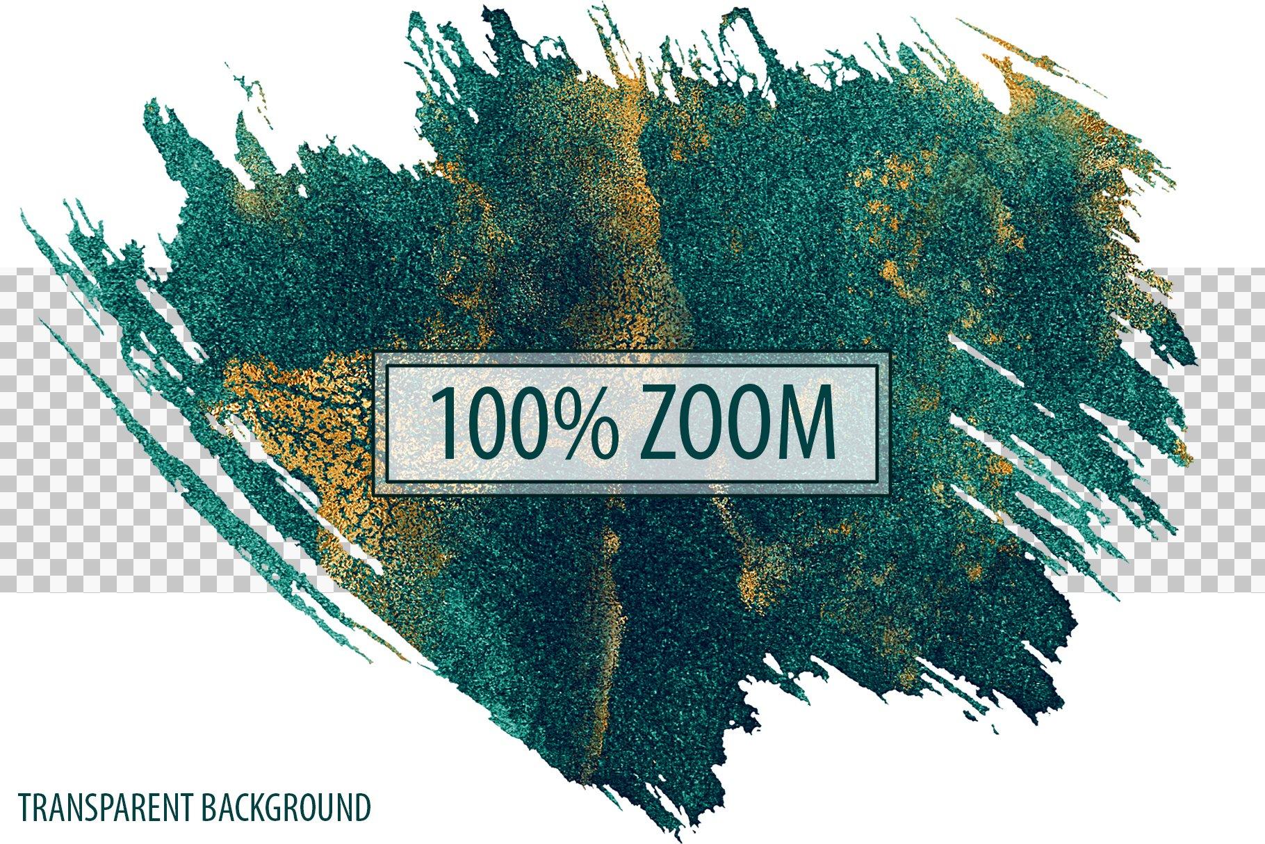 30款奢华翡翠墨绿流金水彩抽象艺术装饰背景底纹图片素材 Seamless Watercolor Backgrounds插图25