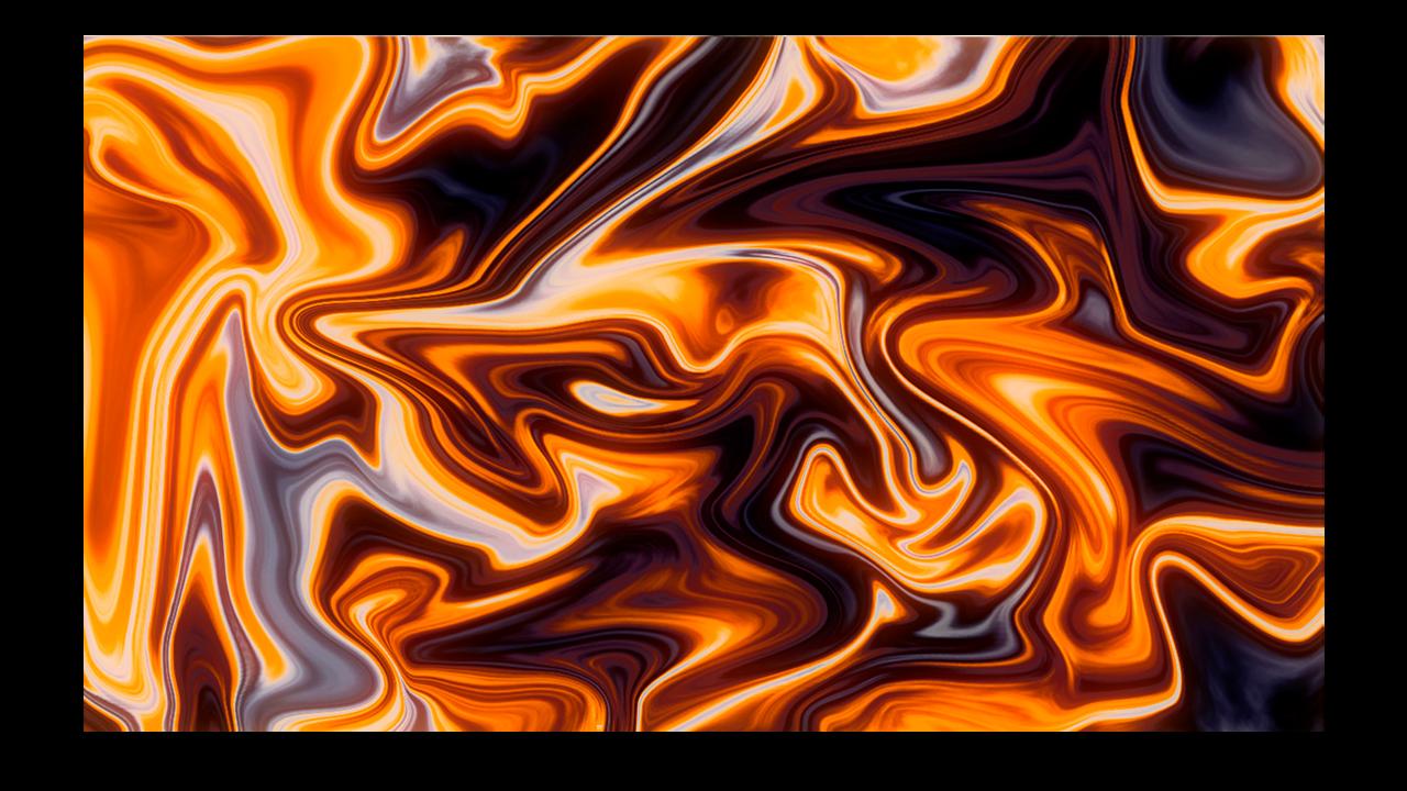 潮流扭曲丙烯酸油漆液体流体纹理背景图片设计素材 Abstract Liquid Background插图2