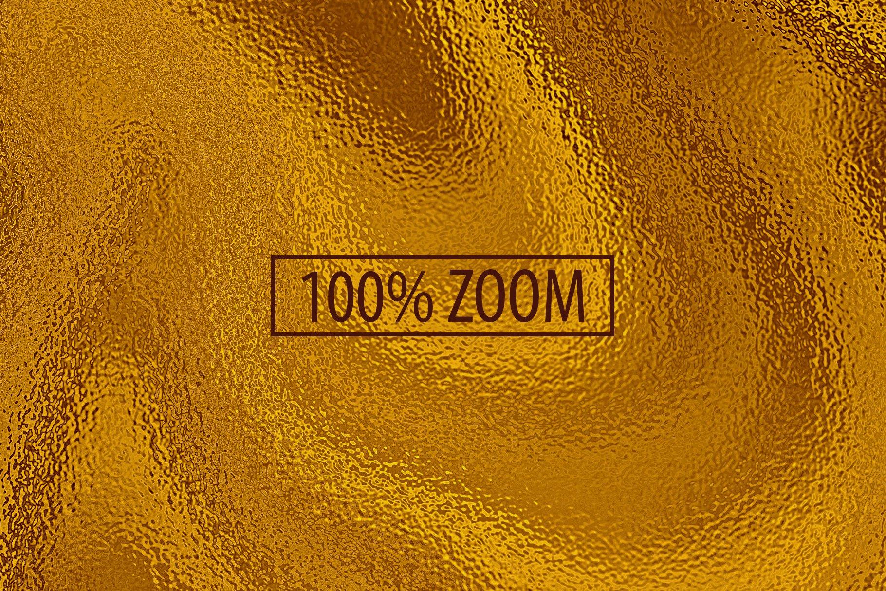 [单独购买] 现代优雅抽象花卉图形艺术线条金色箔纸设计套件 Abstract Line Art Design Kit插图28