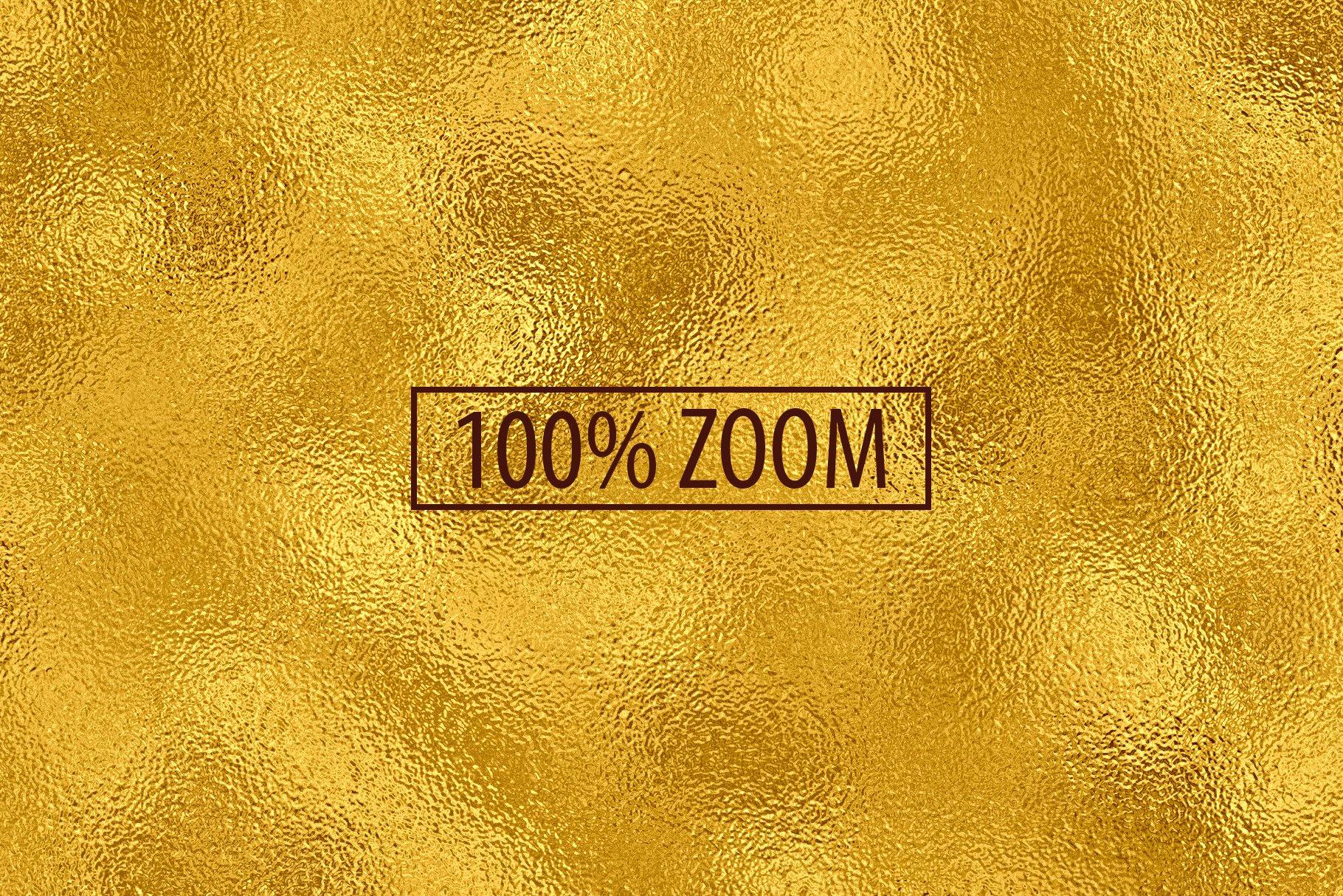 [单独购买] 现代优雅抽象花卉图形艺术线条金色箔纸设计套件 Abstract Line Art Design Kit插图30