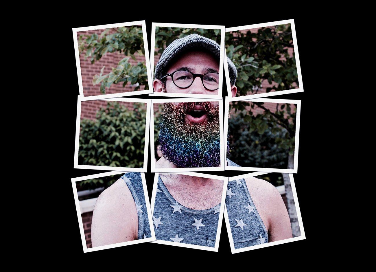 拼贴效果照片处理特效PS动作模板素材 Collage Photo Effect PS Action插图4
