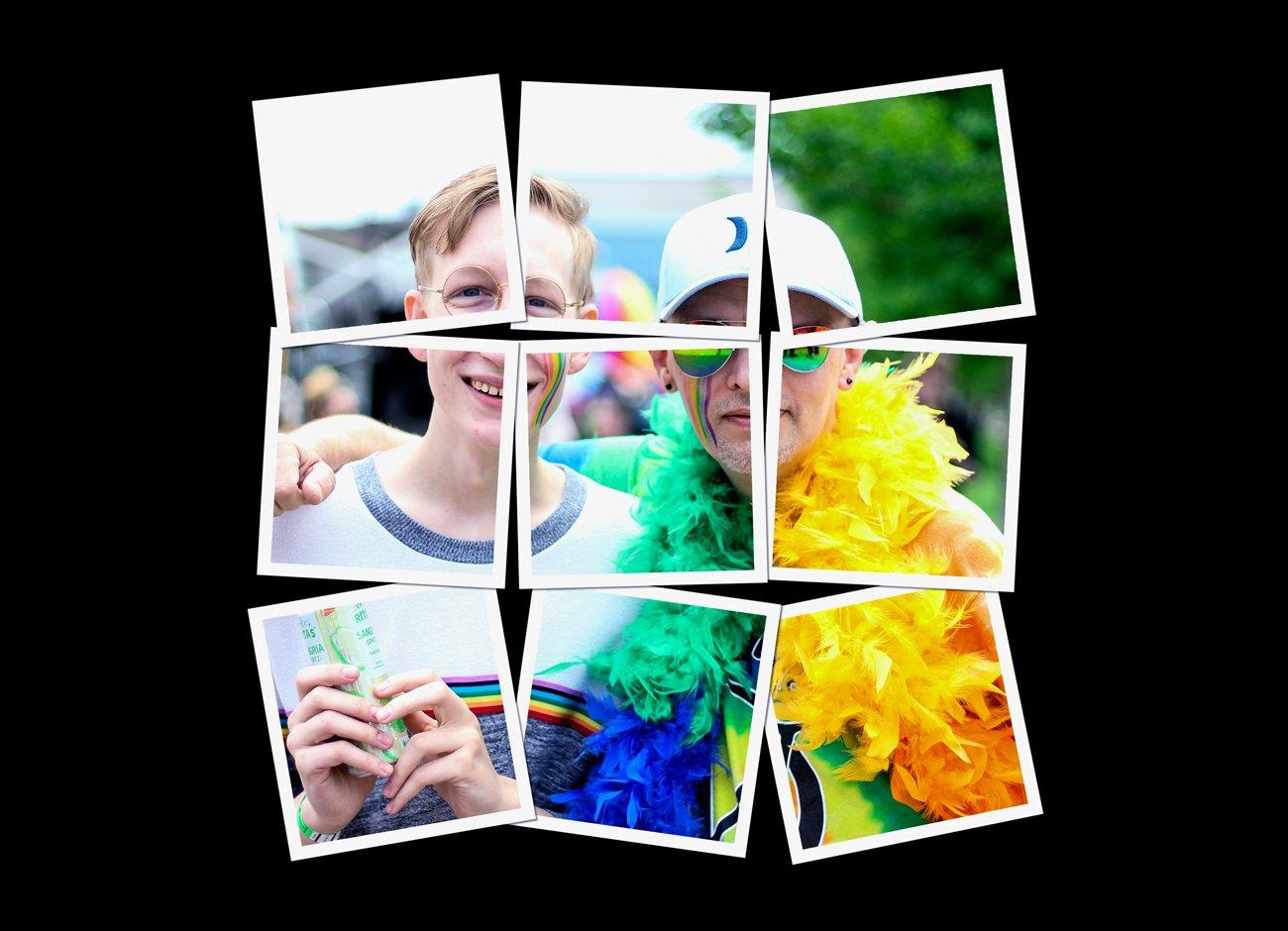 拼贴效果照片处理特效PS动作模板素材 Collage Photo Effect PS Action插图7