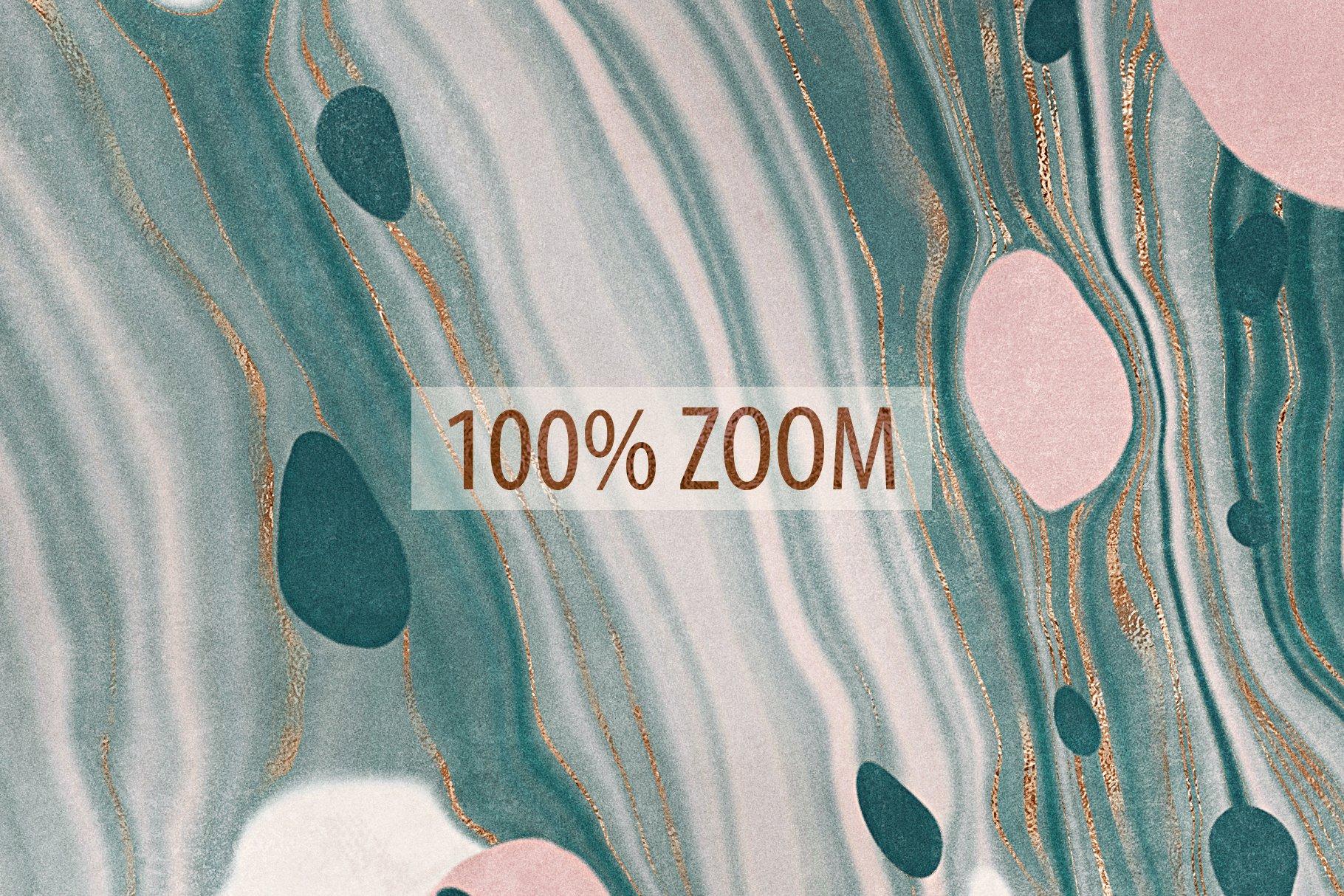 [淘宝购买] 15款抽象复古高清大理石金色箔纸纹理背景图片设计素材合集 Marbled Paper Texture Collection插图6