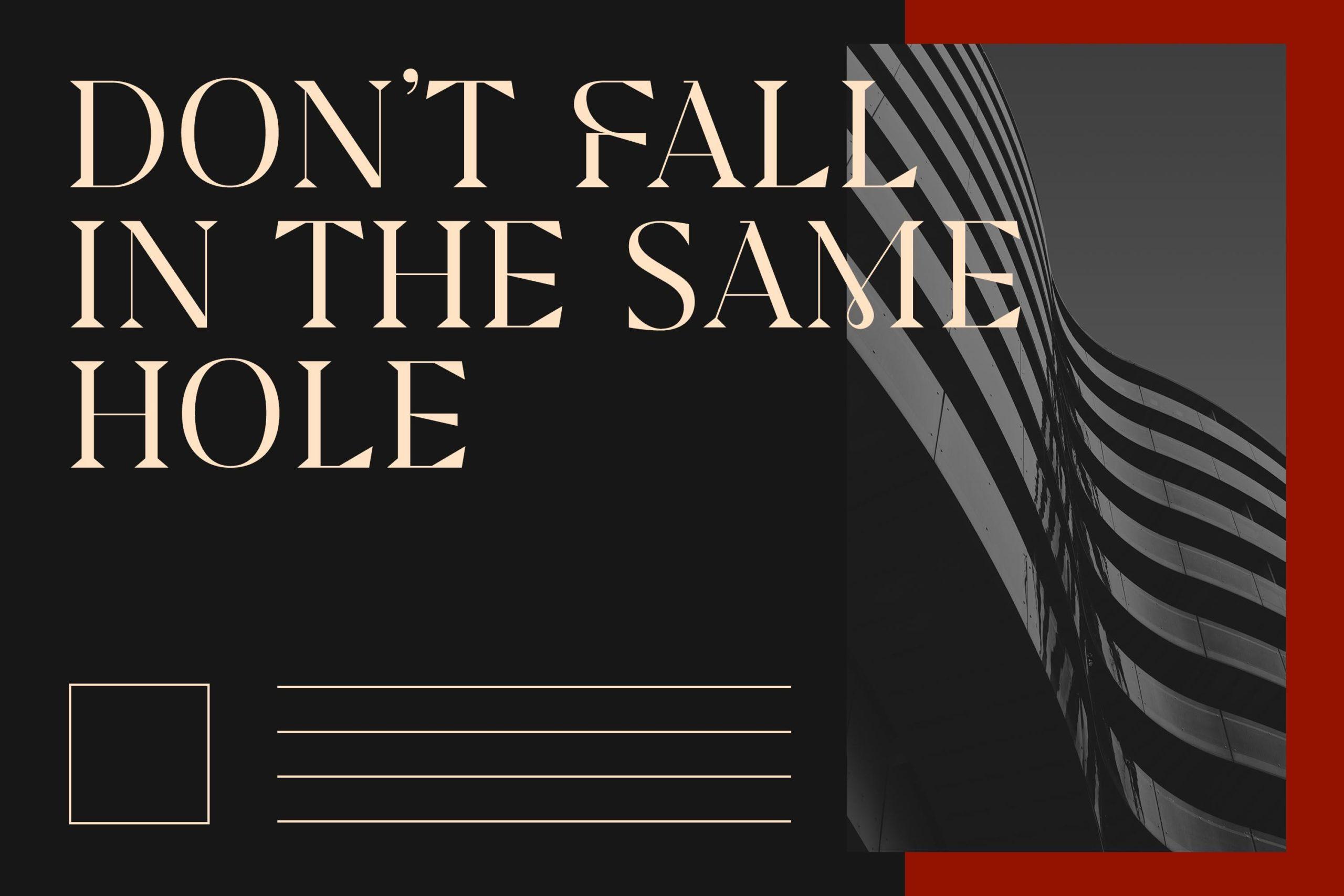 现代极简杂志画册标题徽标Logo设计衬线英文字体素材 Modesfa – Modern Display Serif插图7