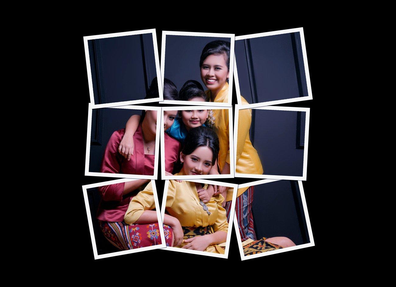 拼贴效果照片处理特效PS动作模板素材 Collage Photo Effect PS Action插图9