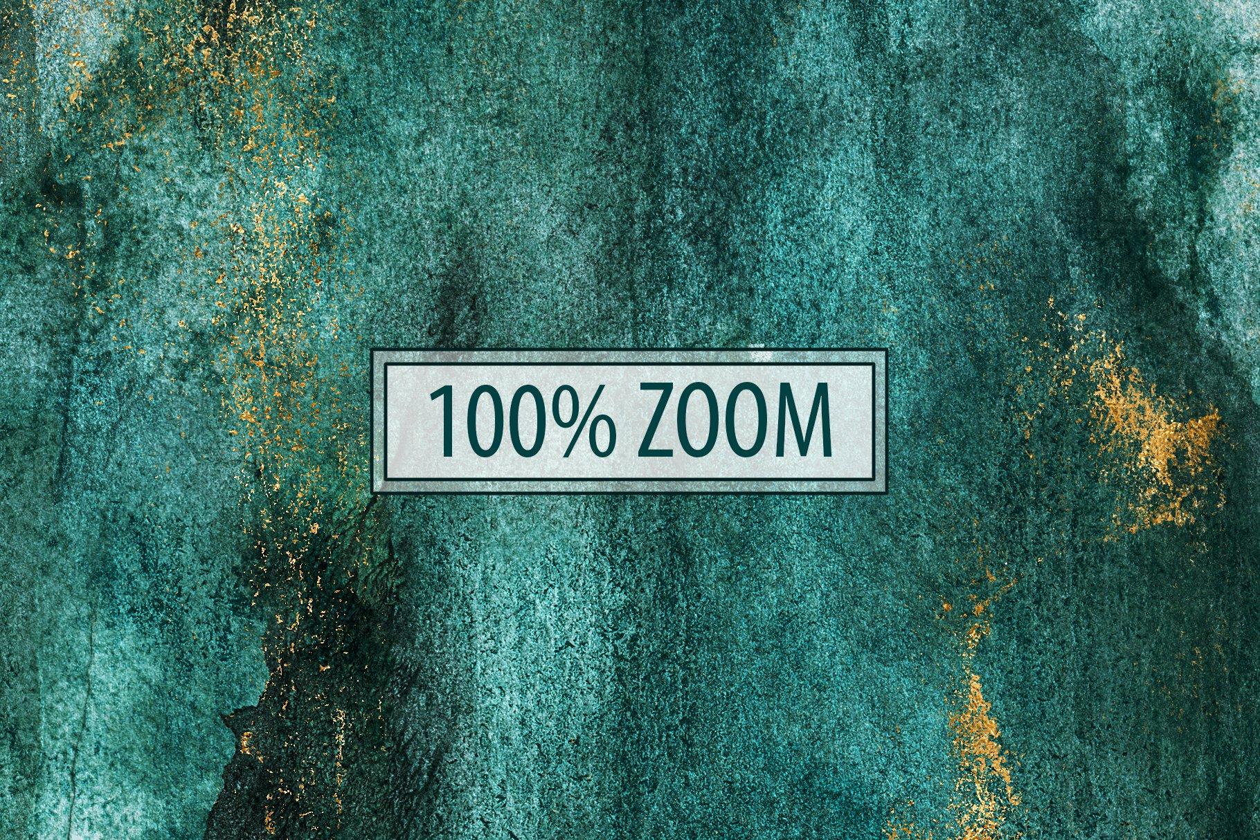 30款奢华翡翠墨绿流金水彩抽象艺术装饰背景底纹图片素材 Seamless Watercolor Backgrounds插图8
