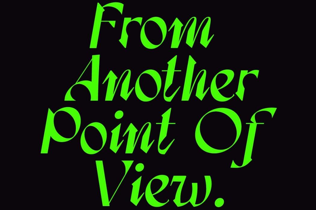 [淘宝购买] 现代潮流三角尖锐锋利标题徽标Logo设计衬线英文字体素材 Calliope Display Typeface插图9