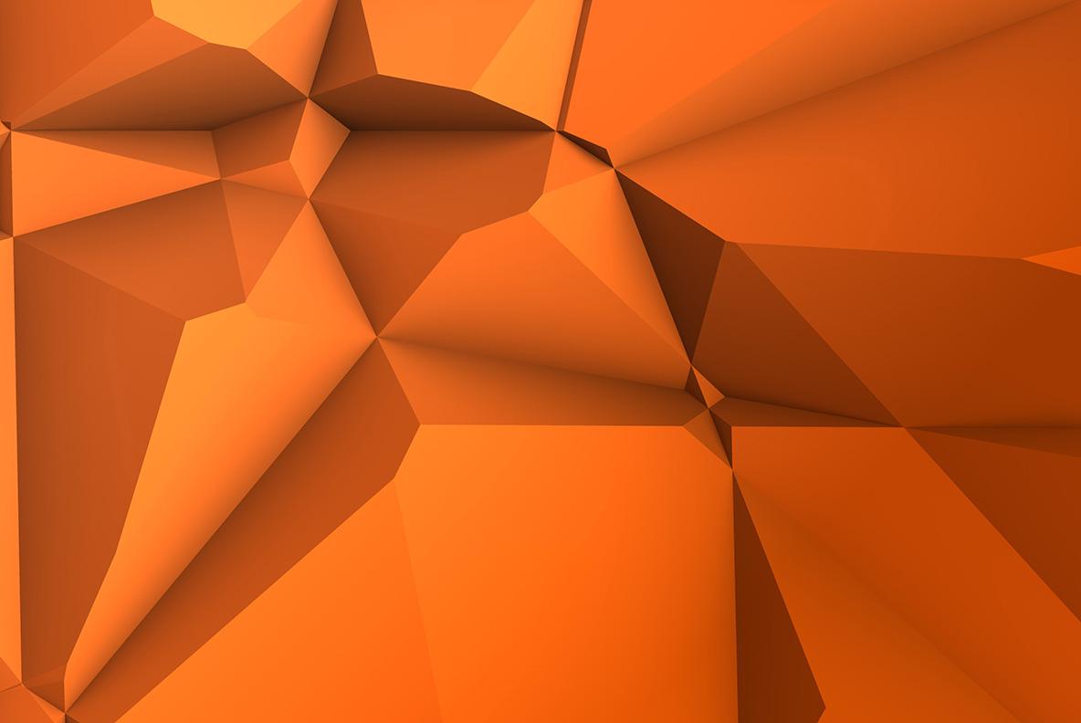 77款抽象几何多边形纹理背景图片设计素材 Abstract Backgrounds 10插图3