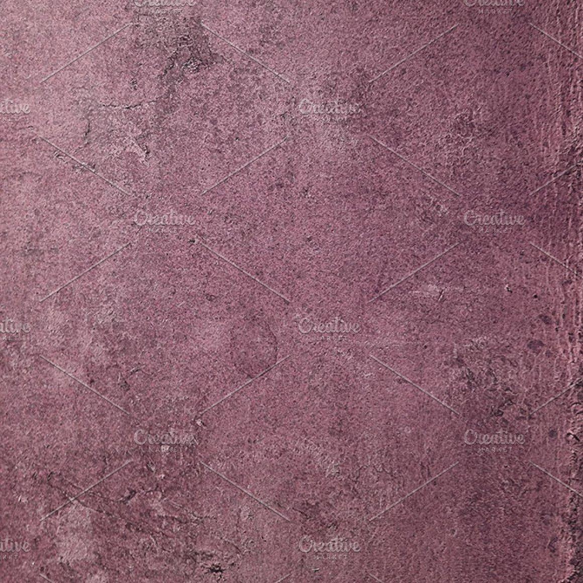 12款复古金箔水彩皮革木材纹理背景图片设计素材 Burnished Gold Patterns & Textures插图2