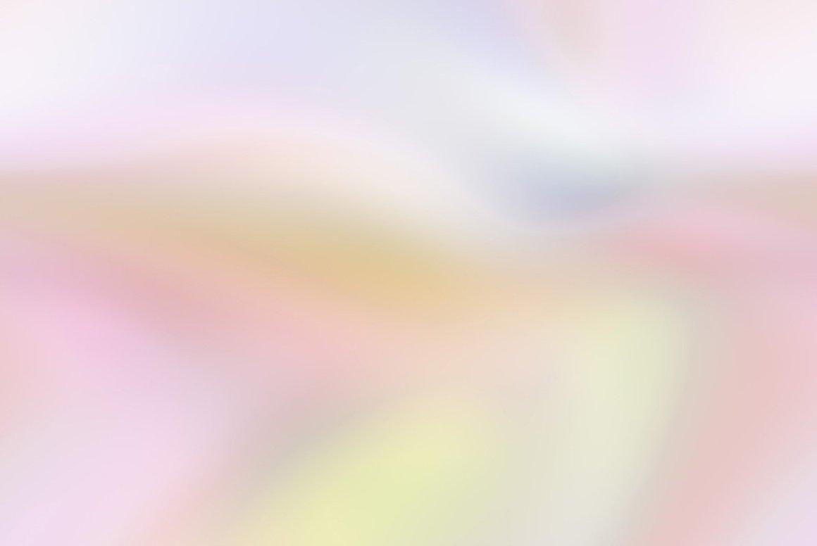 60款全息渐变虹彩海报背景图片设计素材 Holographic Backgrounds插图5