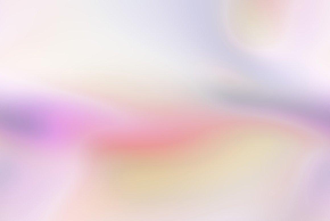 60款全息渐变虹彩海报背景图片设计素材 Holographic Backgrounds插图7