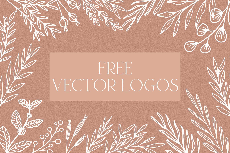 现代优雅杂志标题徽标Logo设计衬线手写英文字体素材 South Amsterdam Font Duo & Logos插图26